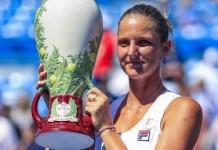 Pliskova se quedó con el título de Cincinnati