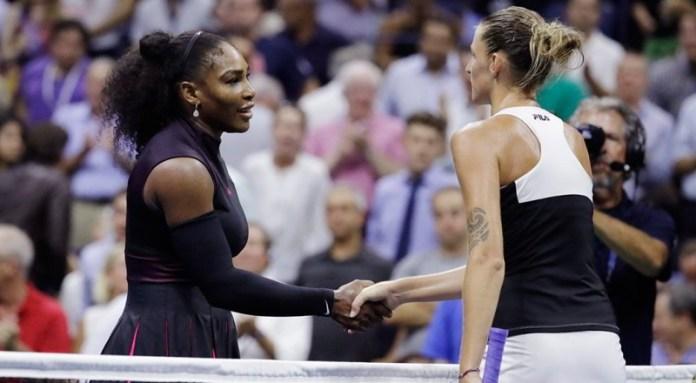 Karolina Pliskova, dio la sorpresa al vencer a la que hasta hoy era la numero 1 del mundo Serena Williams