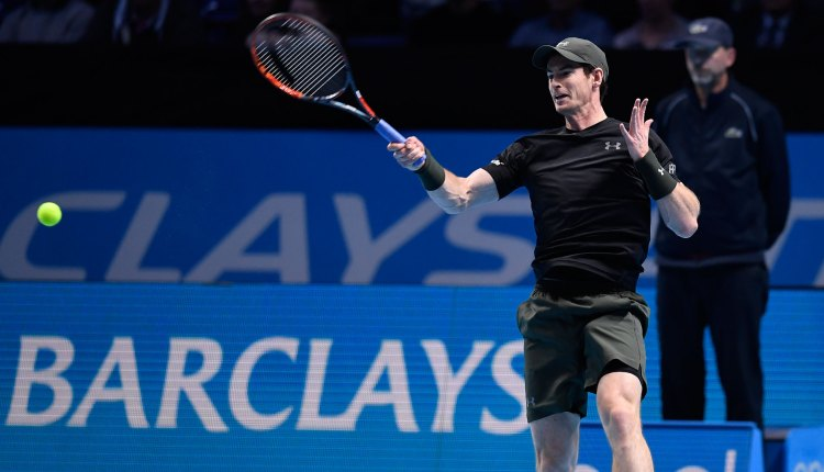 Highlights: Murray battles into the final of the ATP World Tour Finals