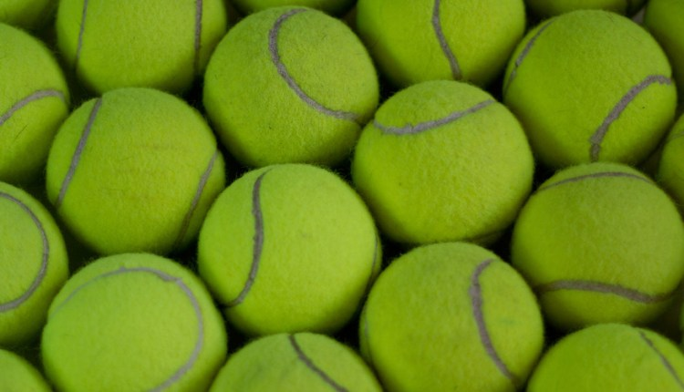 Video: How tennis balls are made