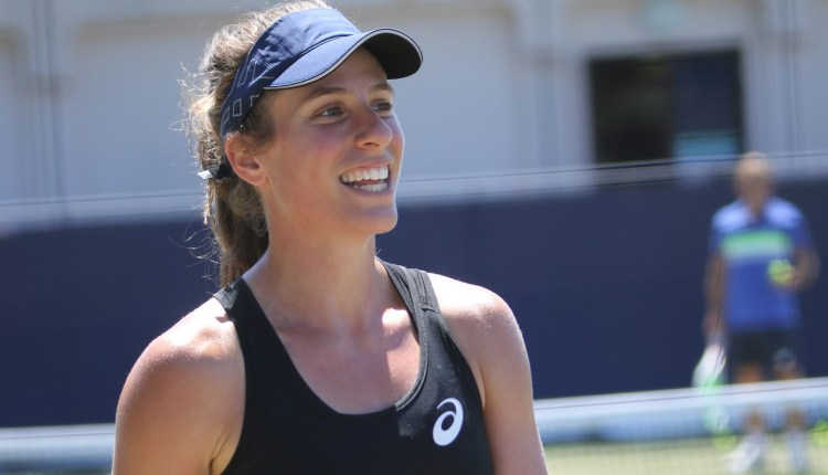 Johanna Konta up to World No.4