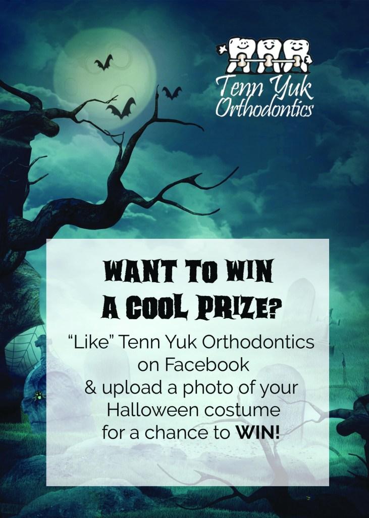 halloween contest tenn yuk orthodontics palm beach gardens