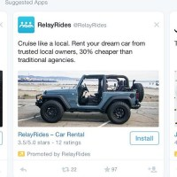 Twitter  Experiments With Autoplay Video & Carousel Ads