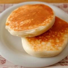 米粉のパンケーキ