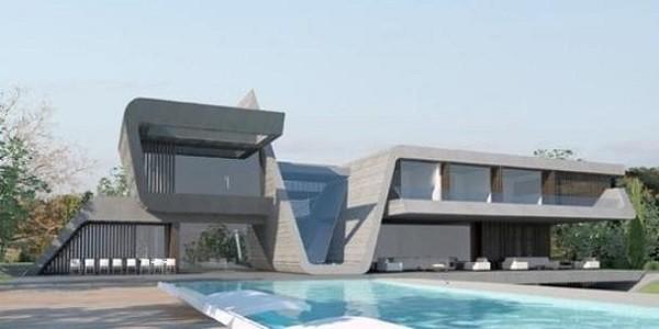 desain rumah diarsiteki oleh joaquin torres cr inisial nama dari cristiano ronaldo