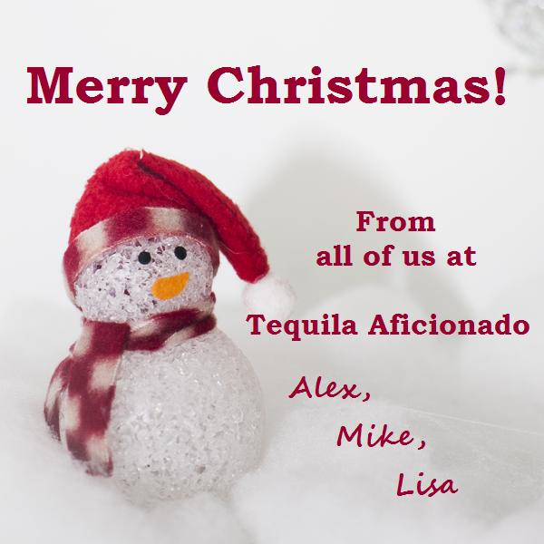 christmas, tequila aficionado, recipes