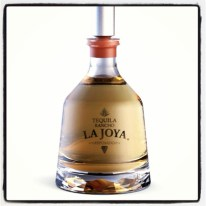The new look of Rancho La Joya tequila.