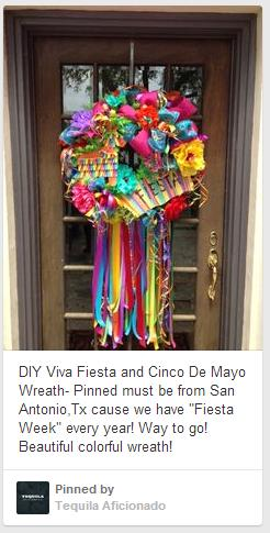 cinco wreath