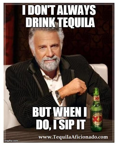 most interesting man, tequila, sipping, sip