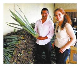 Jessica Rosman (right), co-founder of Mestizo.