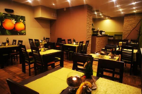 Restauracja Karat Wiszące Tarasy