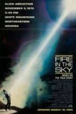 Nonton Film Fire in the Sky (1993) Subtitle Indonesia Streaming Movie Download
