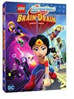 Nonton Film LEGO DC Super Hero Girls: Brain Drain (2017) Subtitle Indonesia Streaming Movie Download