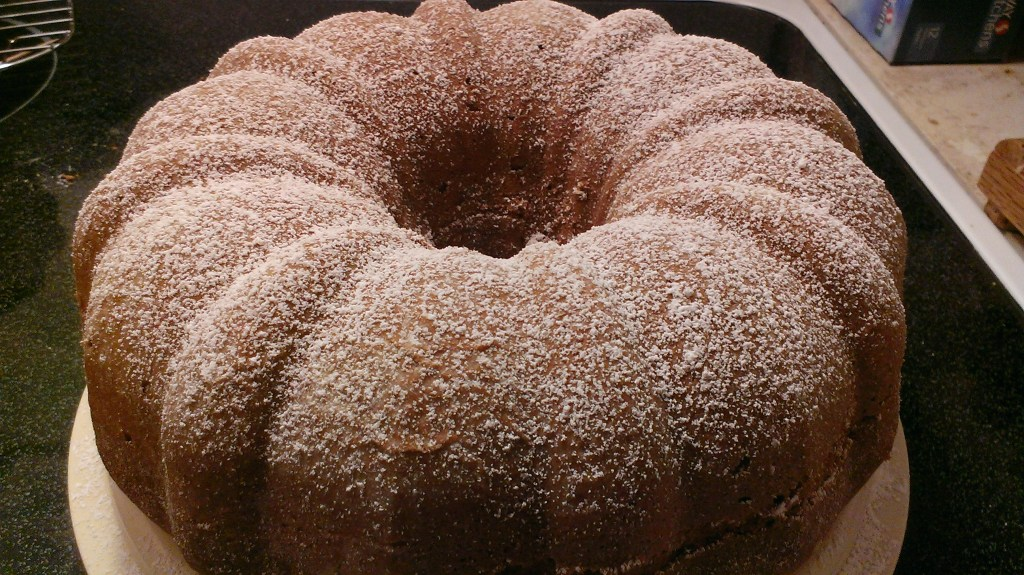 coconut bream banana cake recipe