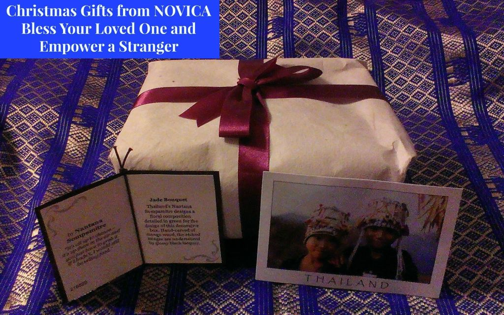 christmas gifts from Novica