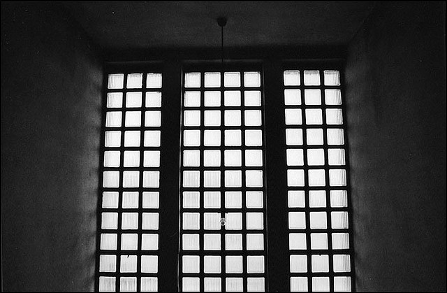 Mental Health Hospital Window by Flickr user ramenlover. (CC by NC-SA-2.0)