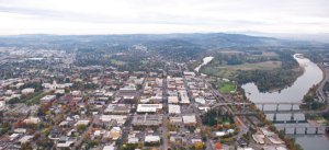In the capital city of Salem, lawmakers are tapping the expertise of the Oregon Climate Change Research Institute to help communities adapt to the state's changing climatic landscape. (Photo: Lynn Ketchum, OSU Extension and Experiment Station Communications)