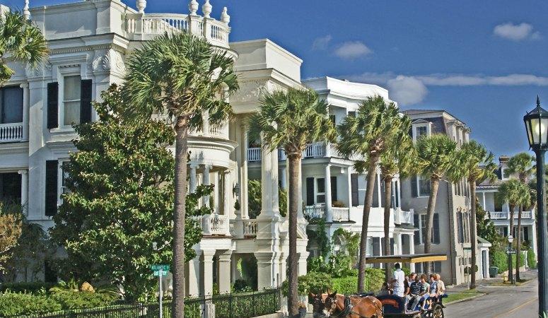 Southern Charm: Beaufort, Charleston, Jacksonville, Jekyll Island, St. Augustine, and Savannah