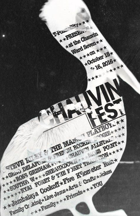chauvinfest poster 2016