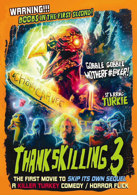 ThanksKilling 3 – 2012