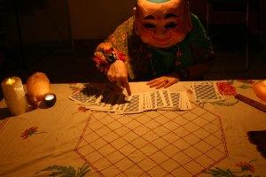 Tarot Noir: Ask Again