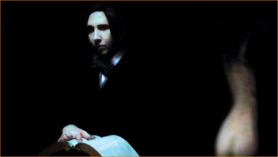 """Marilyn Manson goes down the rabbit hole with """"Phantasmagoria: The Visions of Lewis Carroll"""""""