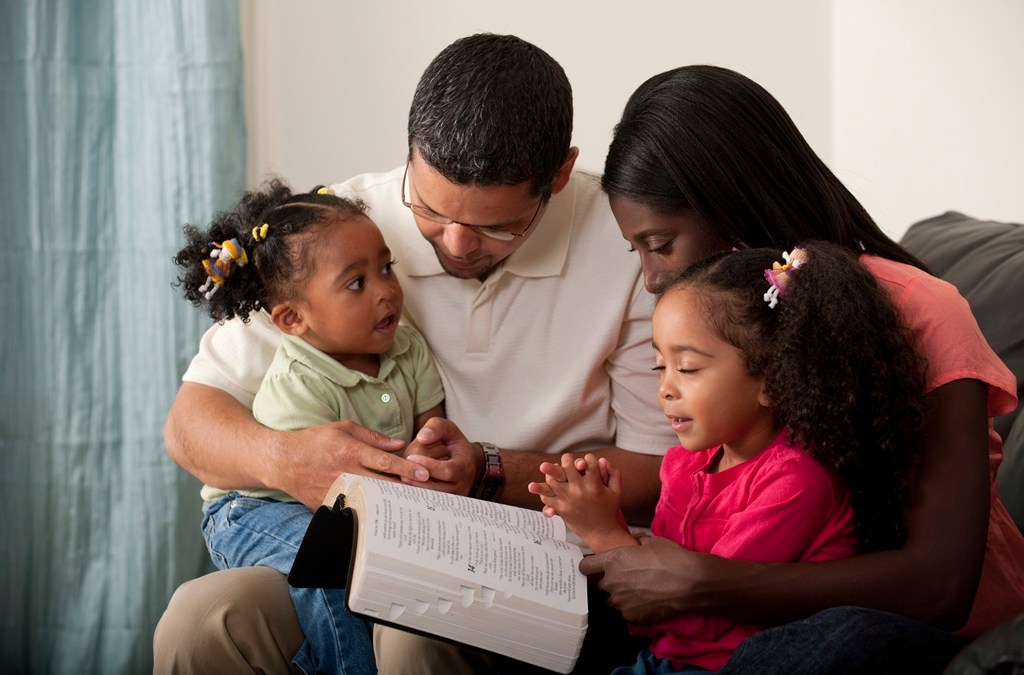 """Rethinking """"Church"""": Family-friendly Practices"""