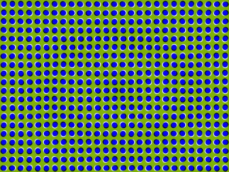 Optical Illusion - courtesy of Paul Nasca