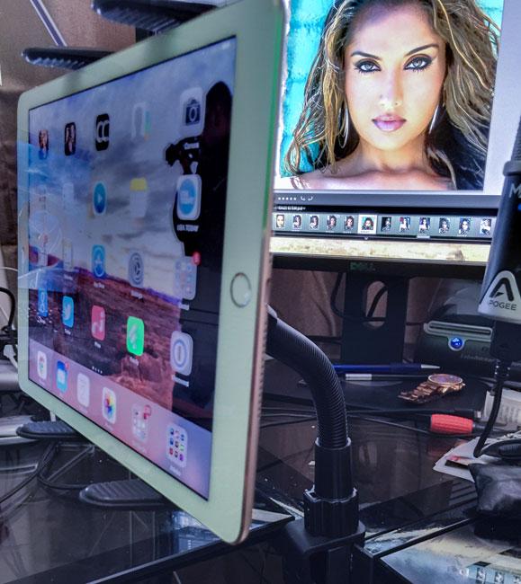 iPad-desk-mount-Arkon-side
