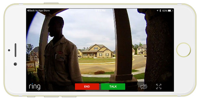Can You Adjust The Camera On Ring Doorbell