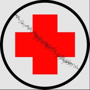 no red cross copy
