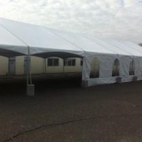 30x100 Keder Frame Tent