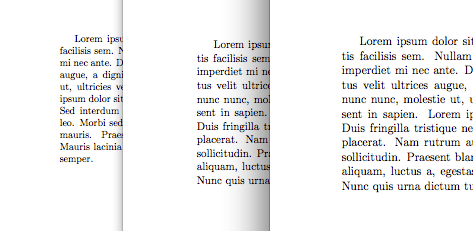 Latex font size example
