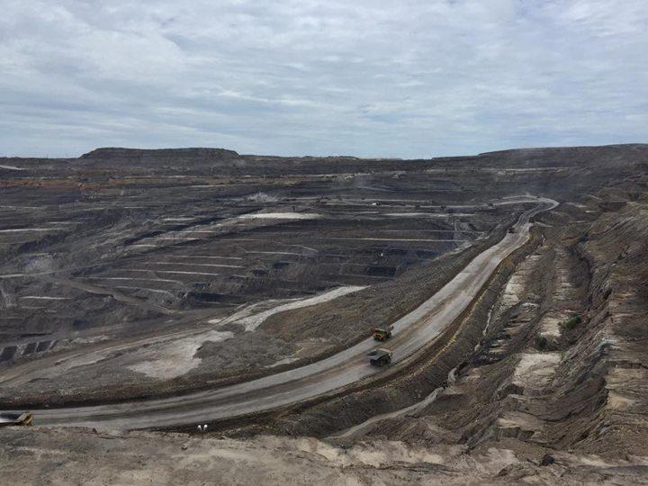 Semirara Coal Field