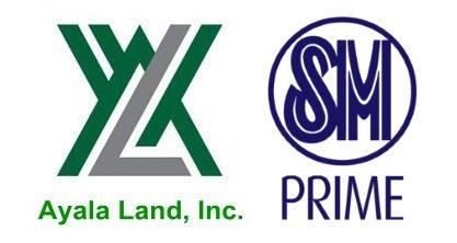 Ayala Land - SM Prime - Southeast Asia