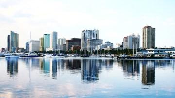 Manila's Bay Area