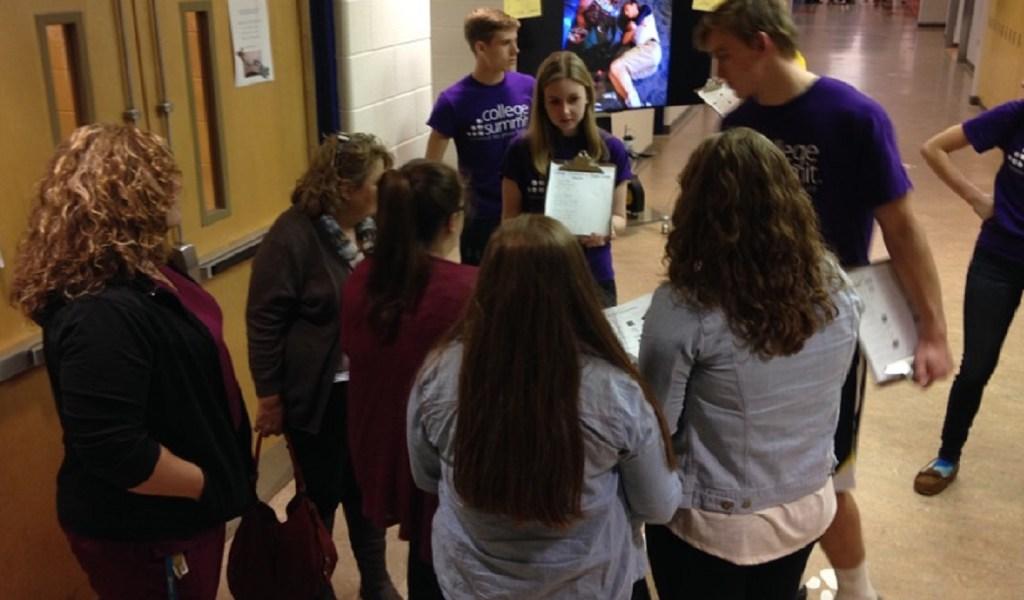 Lincoln Co High School College Fair 4