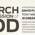 Discussion Panel with David Platt, Tony Merida, and JD Greear!