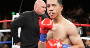 Joel Diaz JR. Stalking the Junior Lightweight Division