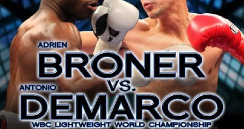 Phil Lo Greco & Demetrius Hopkins Lead Broner vs. DeMarco Undercard Slate