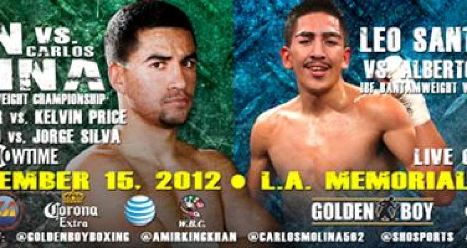 Amir Khan, Carlos Molina, Alfredo Angulo and Leo Santa Cruz Media Conference Call Transcript