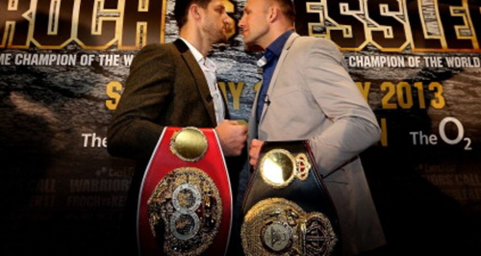 Hearn Talks Froch-Kessler 2, Says Ward's Best Option is a Rematch With The Winner