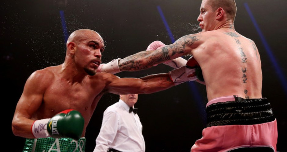 Ricky Burns-Raymundo Beltran Rematch In 2014?