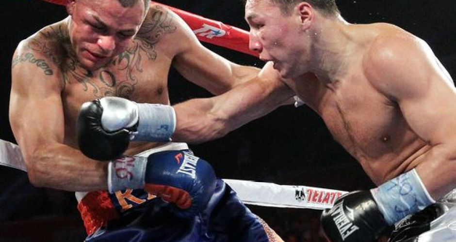 Ruslan Provodnikov: 'Alvarado Could Have Not Got Up in the 8th Round, Definitely Not a Quiter'