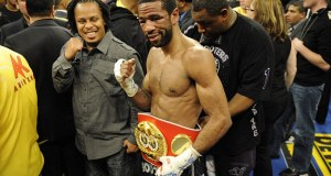 Lamont Peterson Feels a Rematch with Lucas Matthysse Would Be Tougher Than a Fight with Danny Garcia