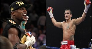 Mayweather Nixes Poll and Chooses Maidana