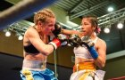 Kenia Enriquez TKO's Jolene Blackshear To Win Female NABF Junior Flyweight Title