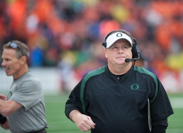 oregon boosters want chip kelly gone