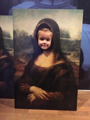 Mona Lisa Livy