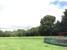The park nearest our house.